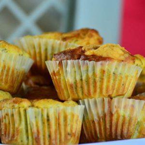 isteni muffin reggelire