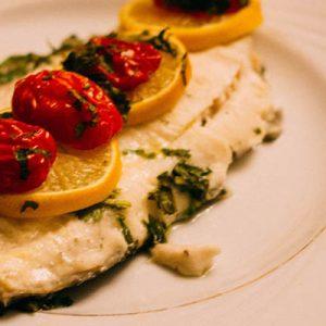 könnyű mediterrán hal