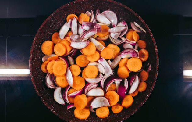 egészséges pácolt zöldségek