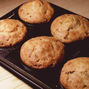 karácsonyi fűszeres muffin