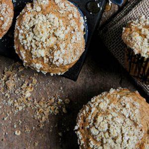 krémsajtos muffin