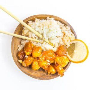 kínai citromos csirke