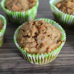 muffin reggelire