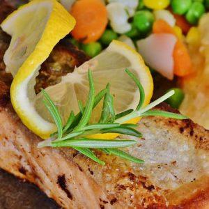 könnyű sült hal