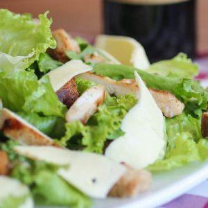 caesar-saláta