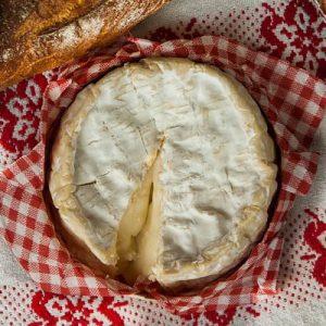 sült camembert
