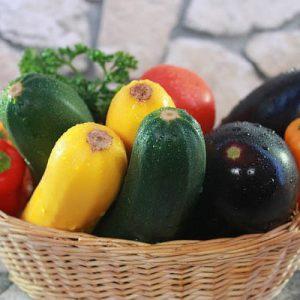 zöldséges recept