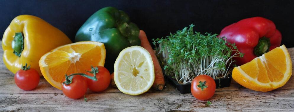 egyszerű egészséges étel alapanyagok