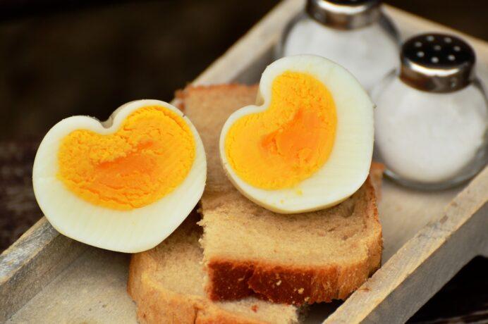 tojás reggelire