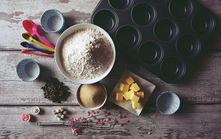 muffin recept hozzávalók