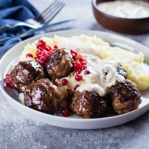 IKEA húsgolyó recept