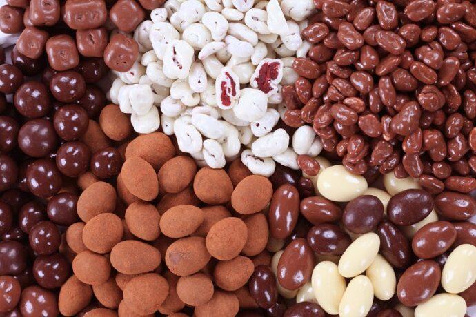 csokoládé variációk házi fagyiba