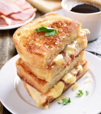 francia toast pulled porkkal